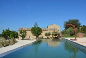 Ruim-vakantiehuis-in Zuid-Frankrijk