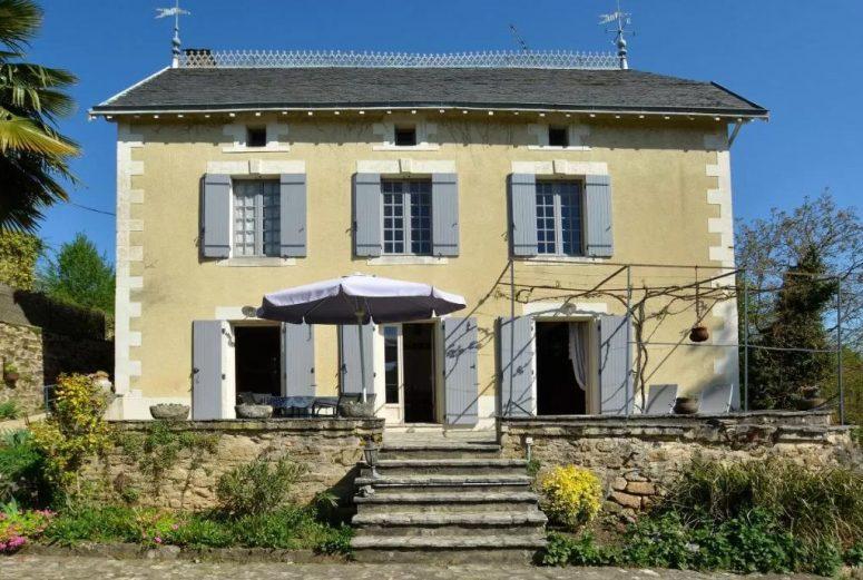 Sarlat-la-Canéda-Zuid-Frankrijk-vakantiehuis-voor-8-personen