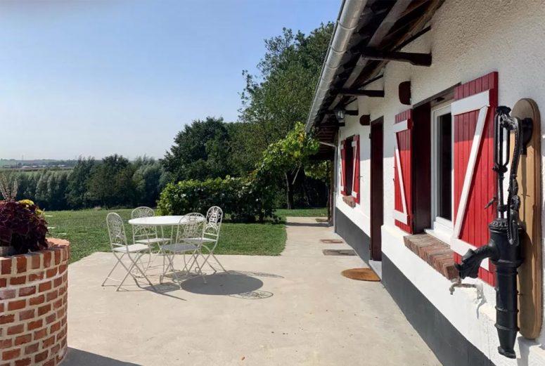 Vakantiehuis-Noord-Frankrijk-in-Flêtre-huisdieren-toegestaan