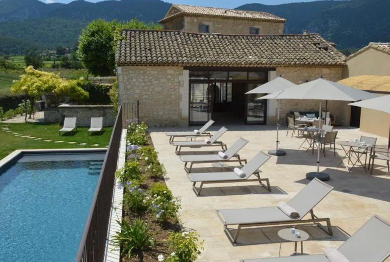 Vakantiehuis-in-Oppède,-Zuid-Frankrijk